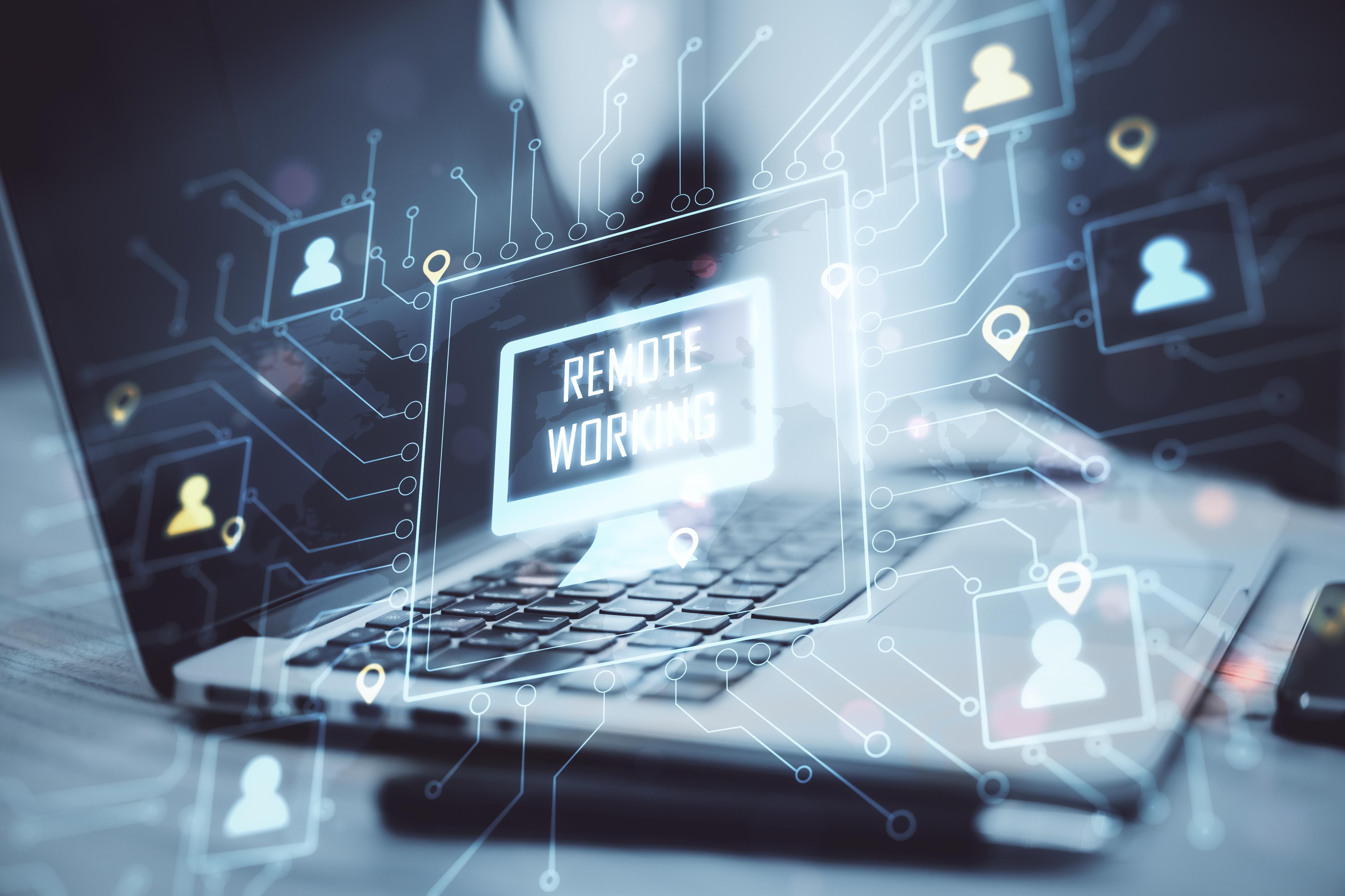 Remote Work Organizational Checklist