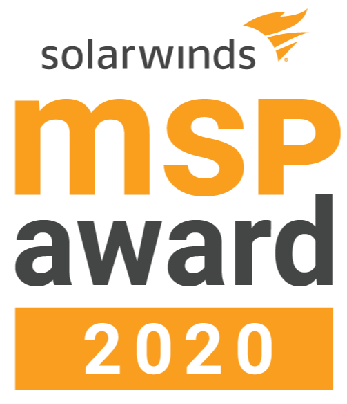 Mytech Wins Best Technical Expert from SolarWinds, Two Years in a Row!