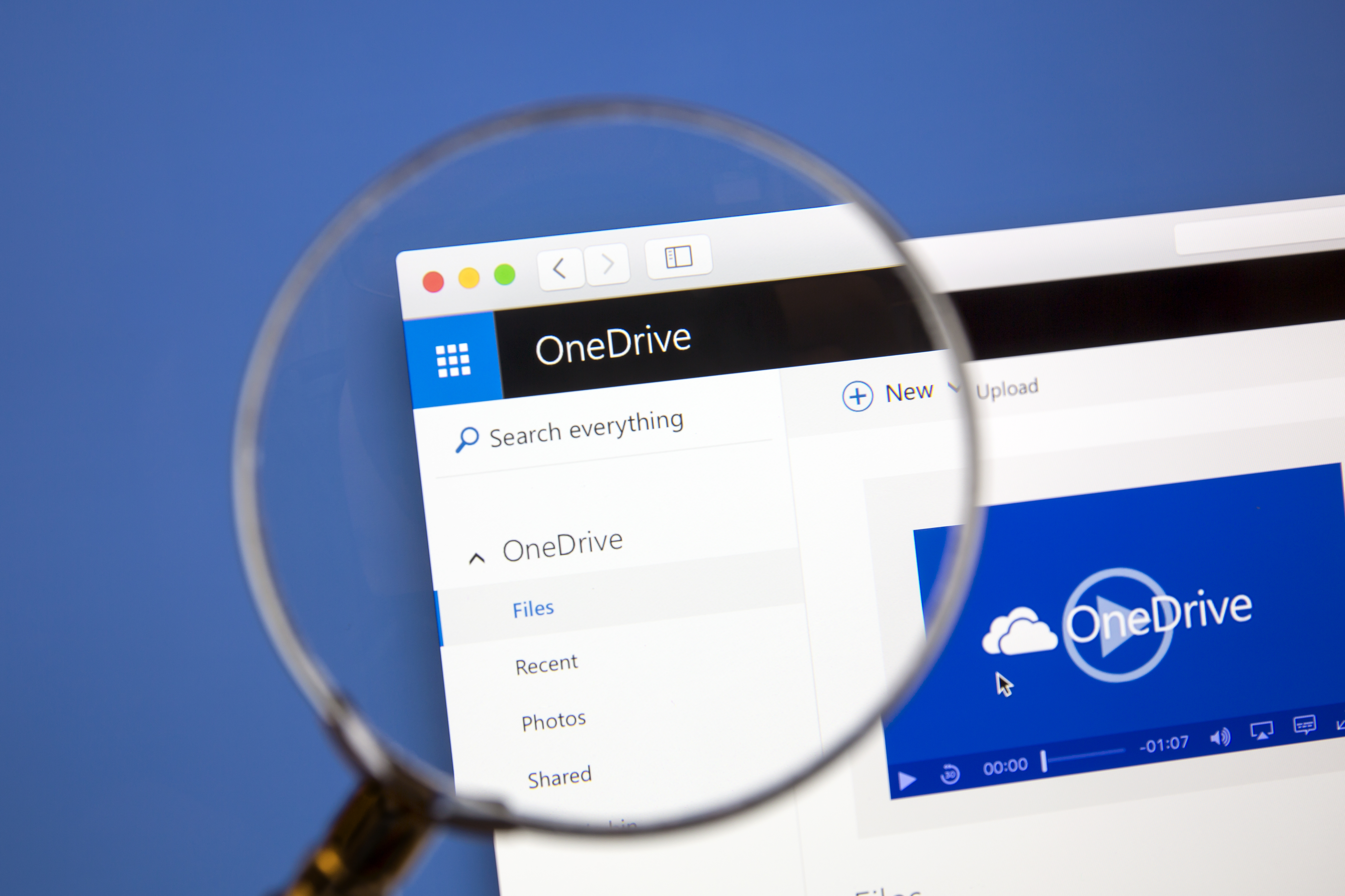 """OneDrive: """"Isn't That Just SharePoint?"""" 