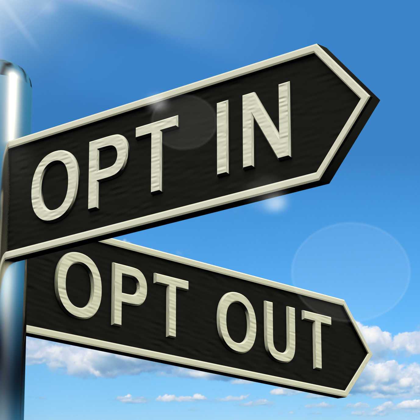 SecureWorker™ Why Opt-Out vs. Opt-In?