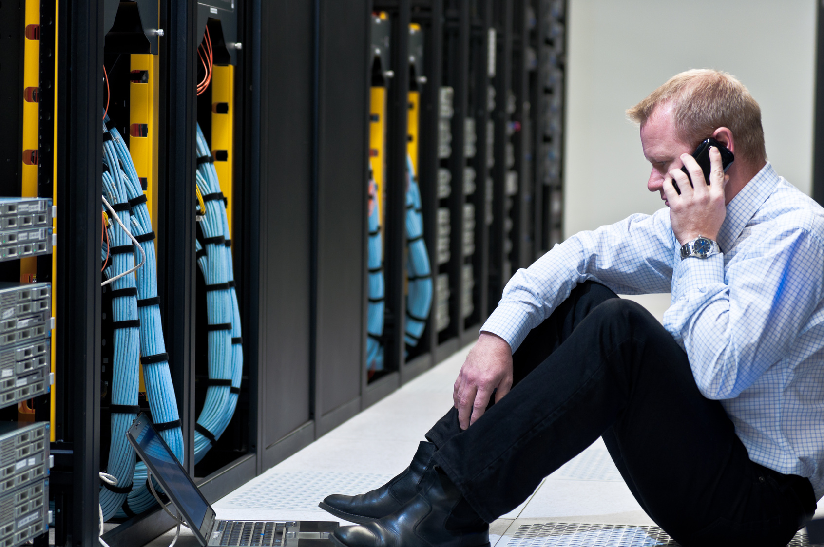 Return to Productivity with a Disaster Recovery Plan