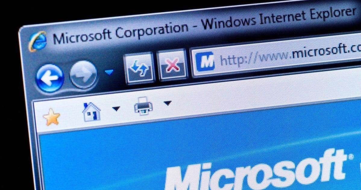 Stop Using Internet Explorer