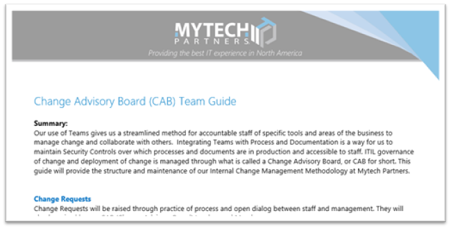 screenshot - CAB Team Guide - click for link
